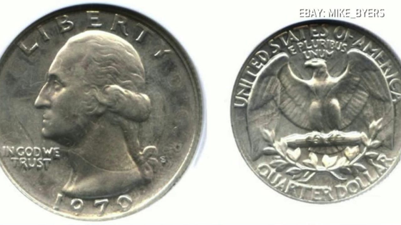 If You Own A 1970 Quarter It Could Be