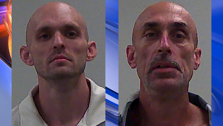 Father And Son Arrested At Motel In Connection With Wayne