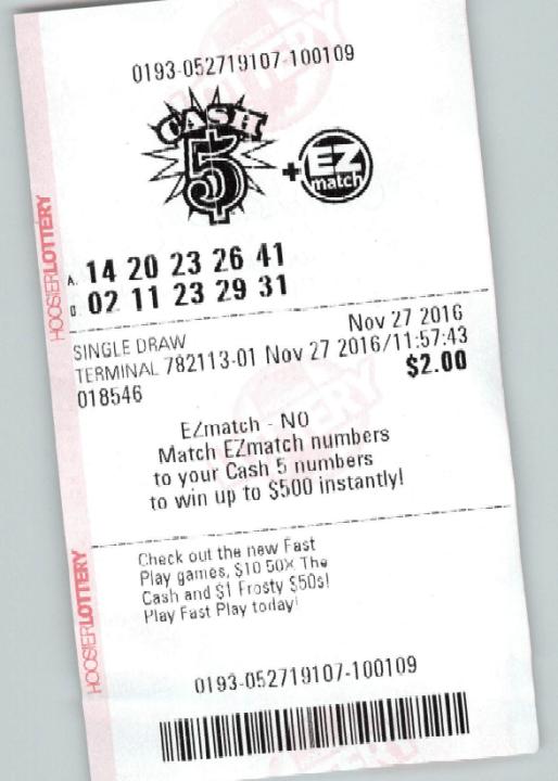 Northern Indiana Retiree Wins Cash 5 Jackpot Wttv Cbs4indy