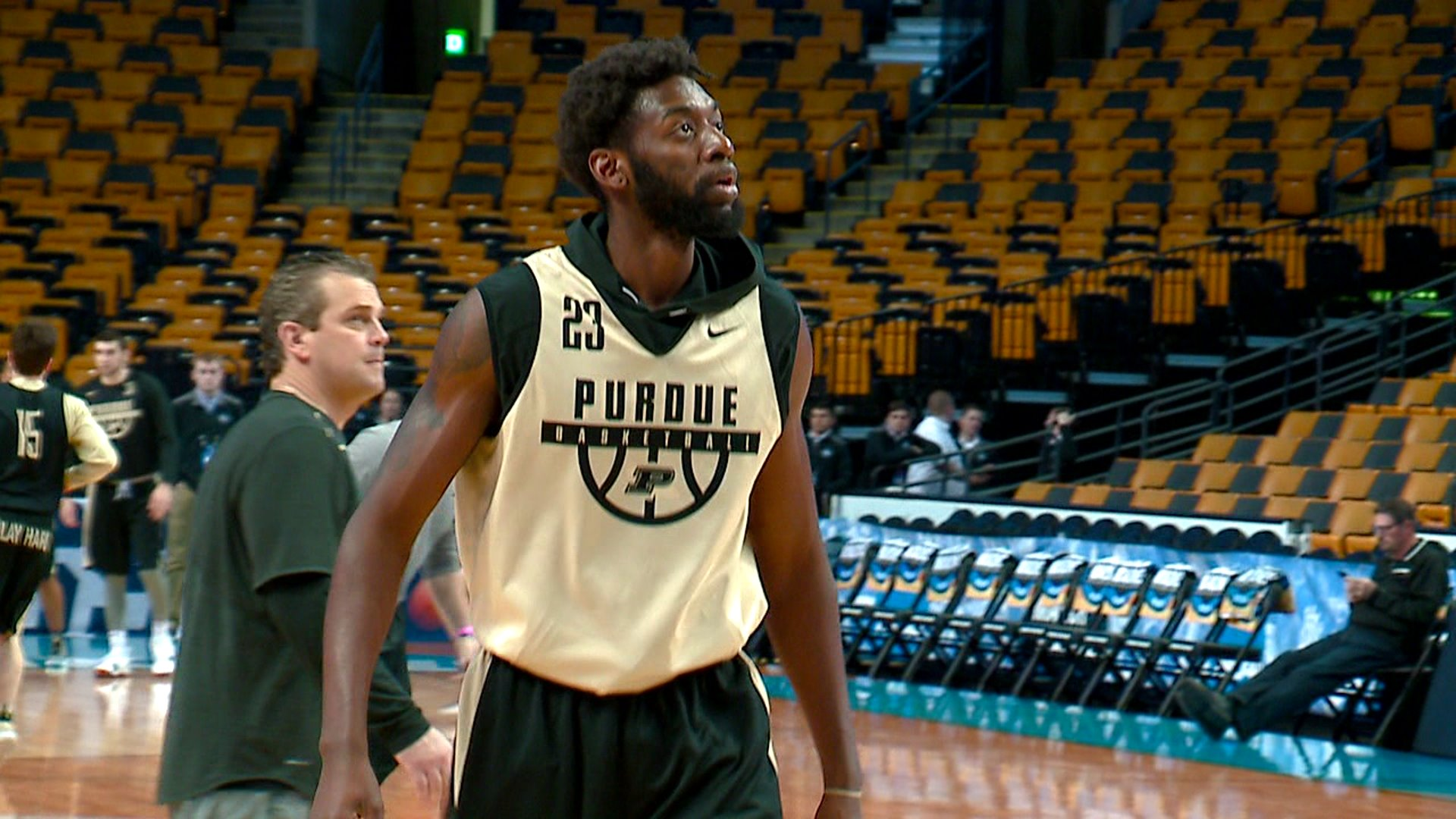 Purdue's Taylor looks to contribute in Boston homecoming | WTTV ...