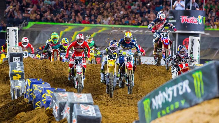 Covid 19 Concerns Prompt Indy Supercross To Cancel Saturday Event Wttv Cbs4indy