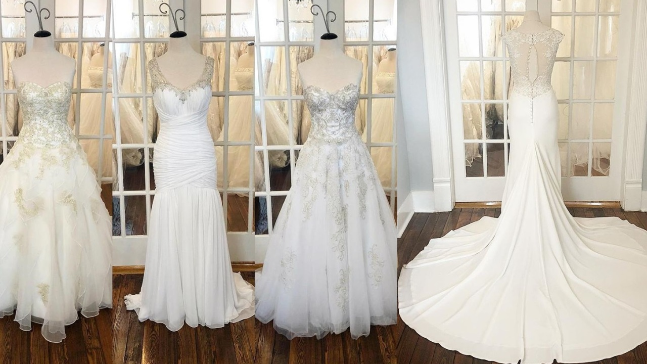 Cumberland S Retulled Boutique Helps Brides Say Yes To High End