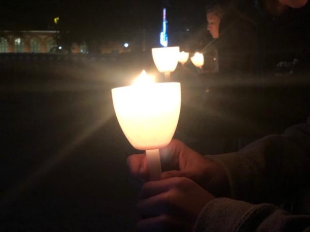 vigil for teens