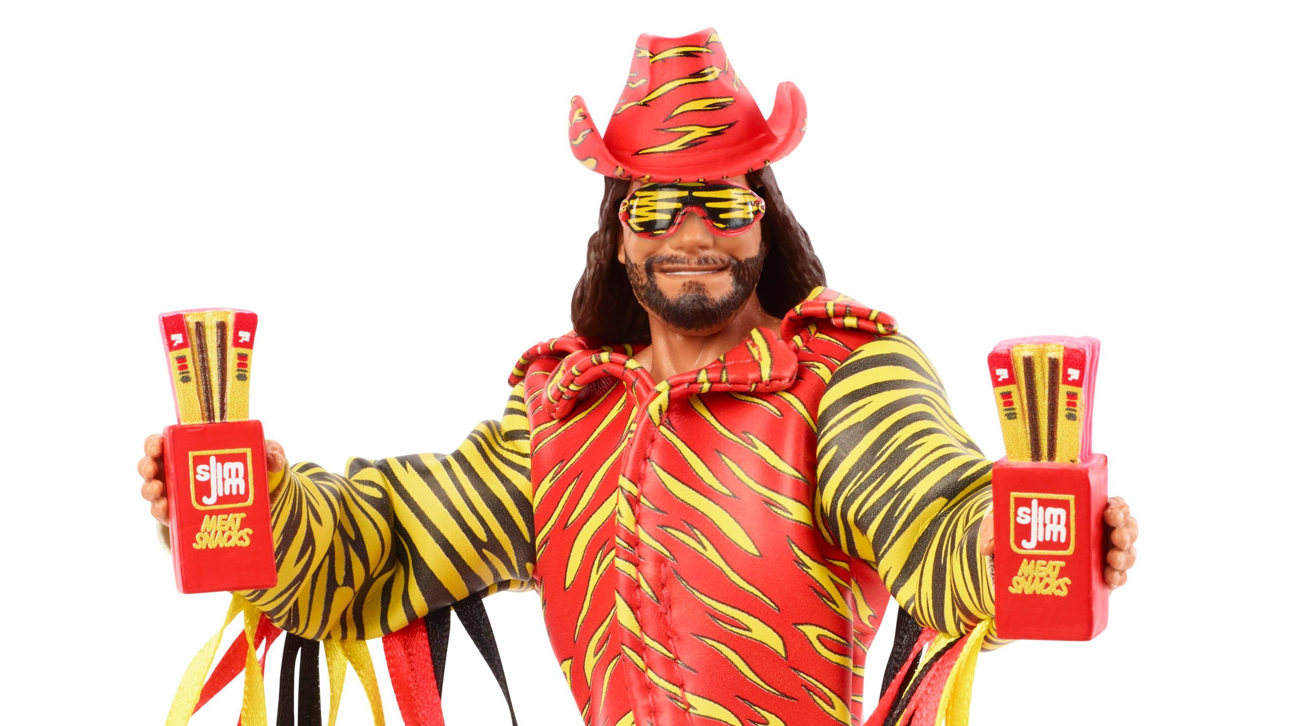 Oh Yeah Mattel Commemorates Macho Man Randy Savage With Slim