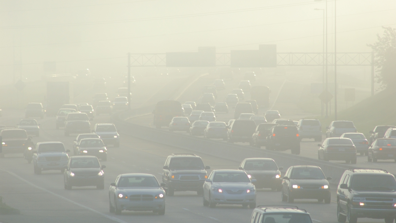 IUPUI researchers look at impact of social distancing on air pollution