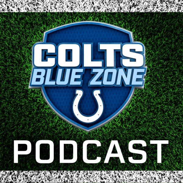 Indianapolis Colts podcast Colts Blue Zone