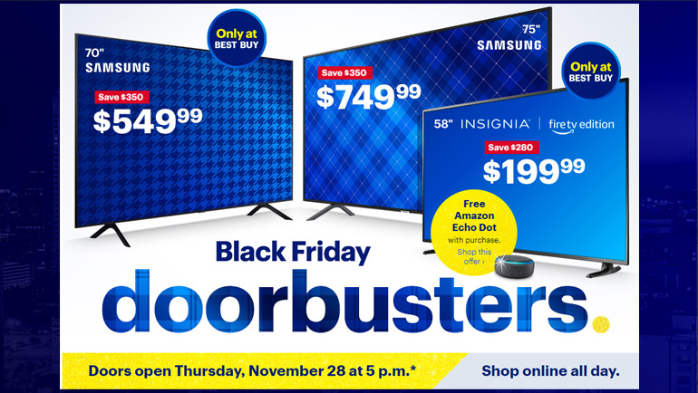 Here Are The Thanksgiving And Black Friday Deals At Best Buy Wttv Cbs4indy