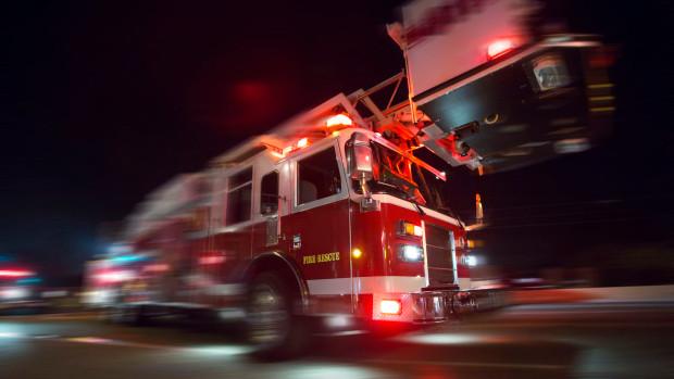 Arson suspected in Indianapolis garage fires