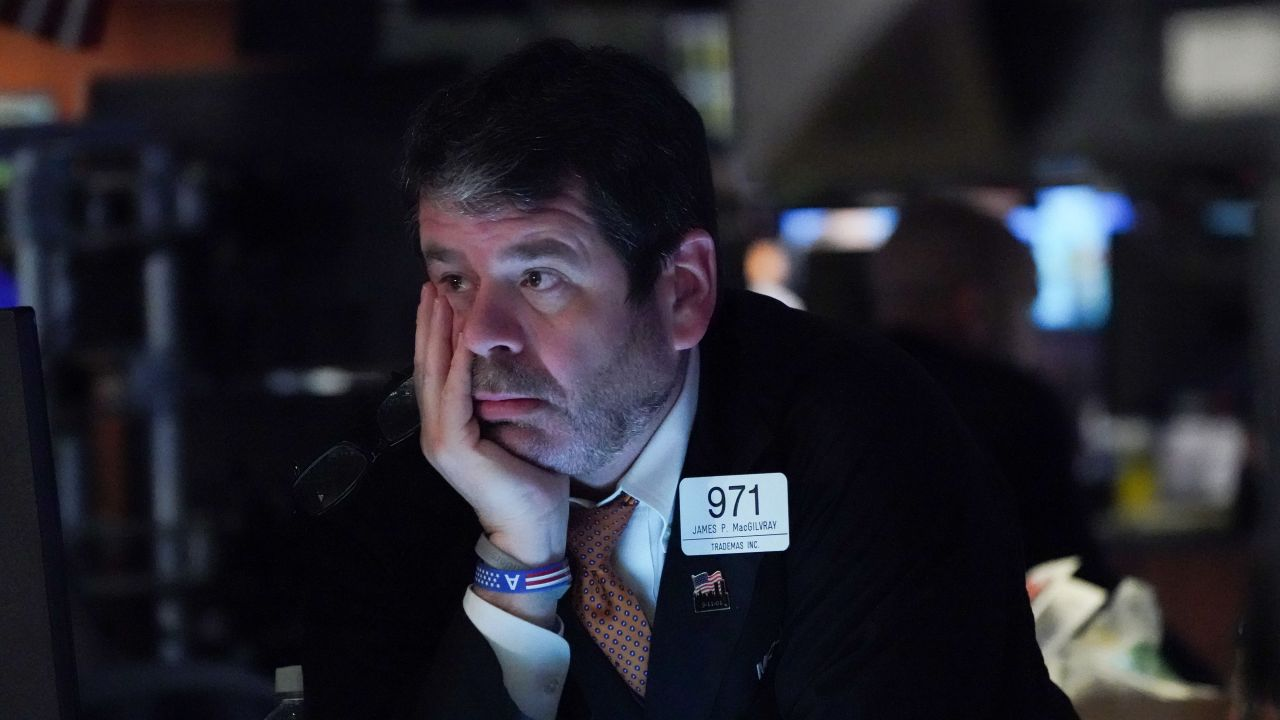 Dow posts worst point drop in history, falls to lowest level in nearly 3 years | WTTV CBS4Indy