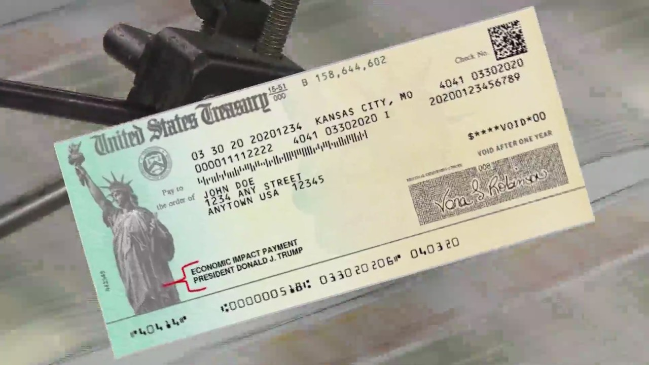 Information You Need To Check On Your Stimulus Payment Wttv Cbs4indy