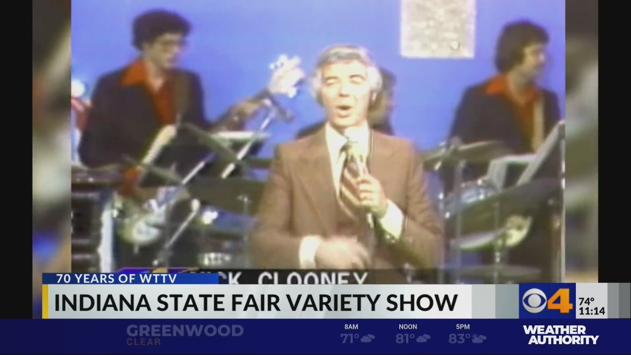 70 YEARS OF WTTV: Remembering the State Fair Variety Show