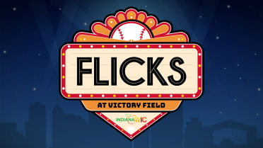 Movie nights at Victory Field