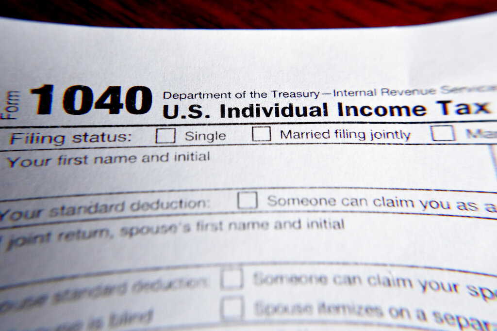 Tax Day 2021, the deadline to file 2020 taxes, is Monday