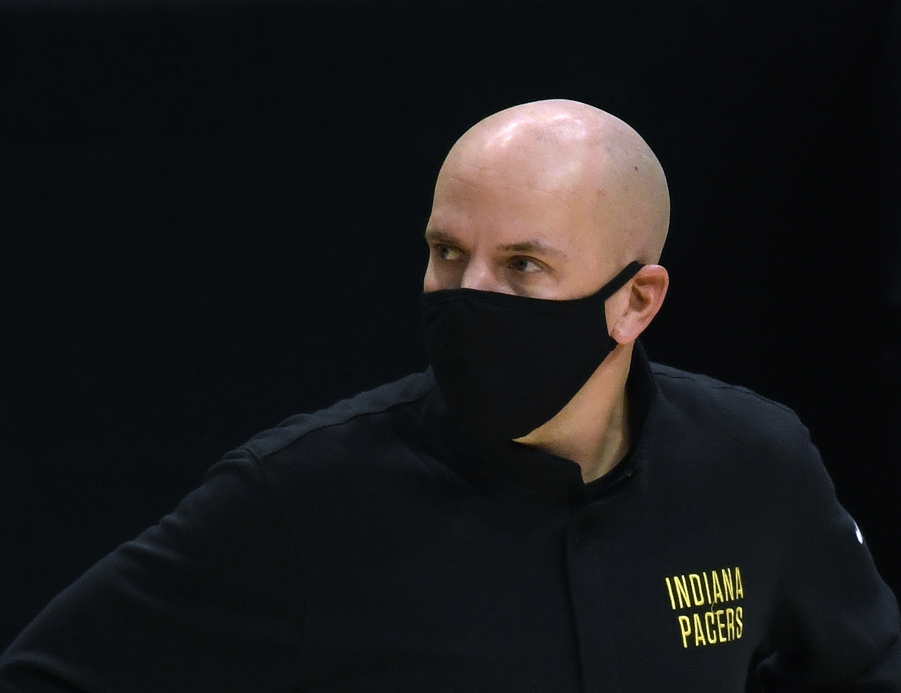 Indiana Pacers Coach Nate Bjorkgren fired