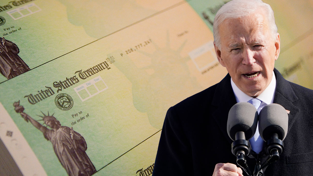 Third stimulus checks: Latest plan could phase out $1,400 ...