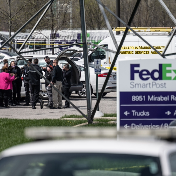 Gaps in Indiana 'red flag law' allowed FedEx shooter to buy guns
