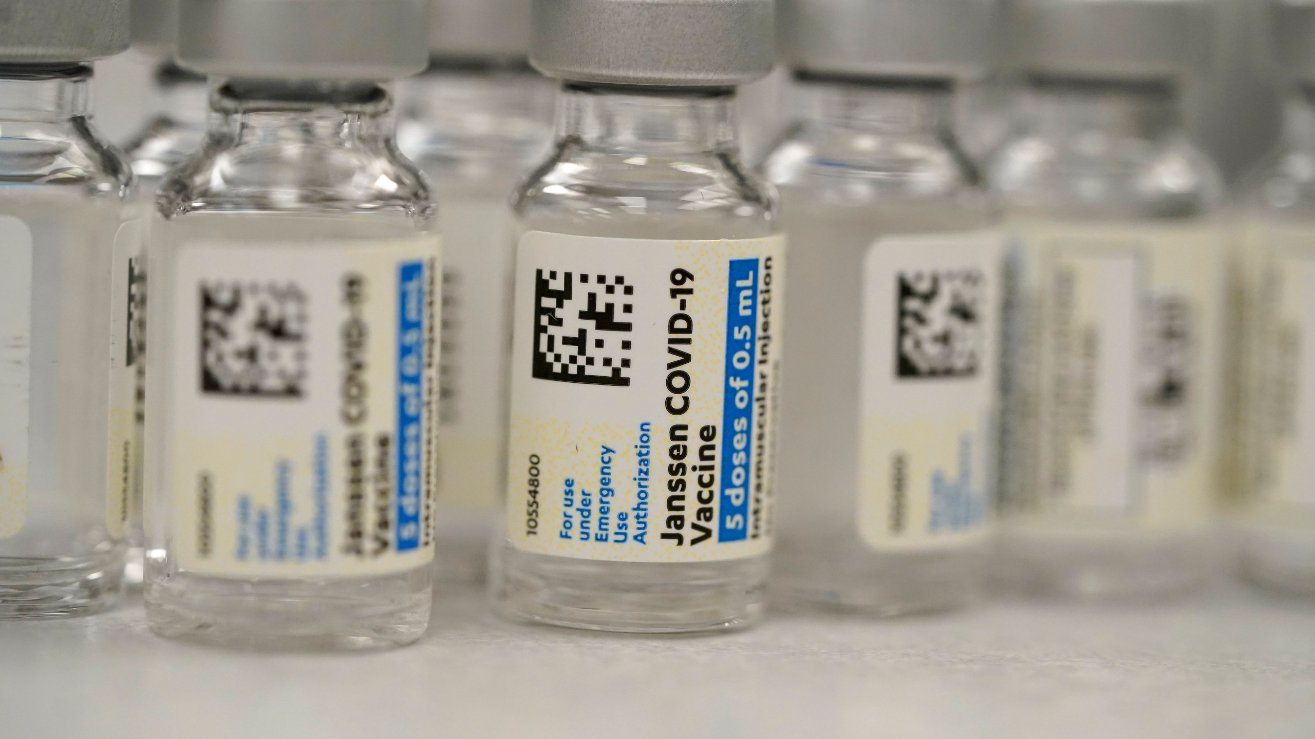 J&J vaccine paused in US over patient blood clots