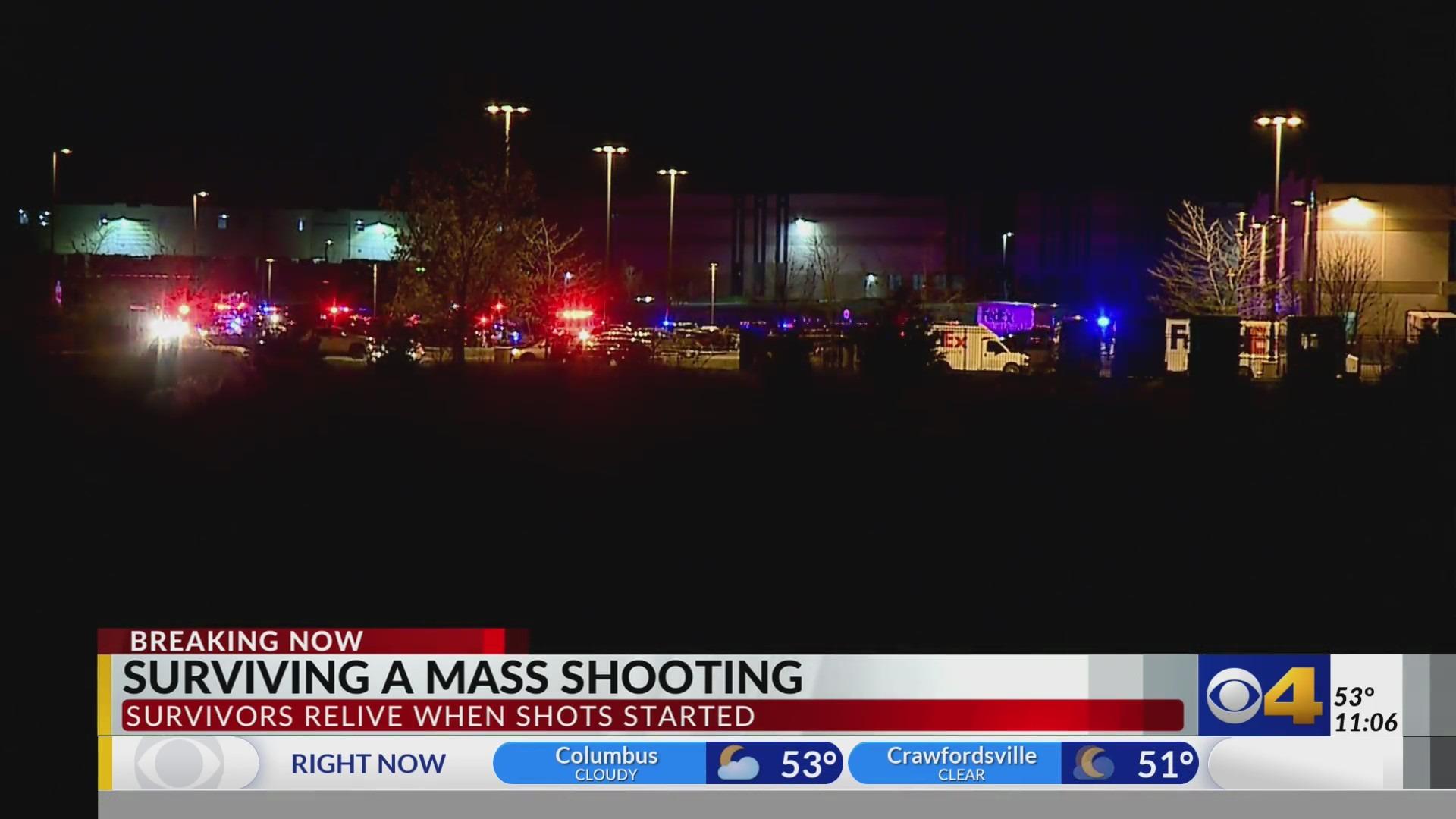 Indianapolis FedEx shooting survivors recount harrowing escapes