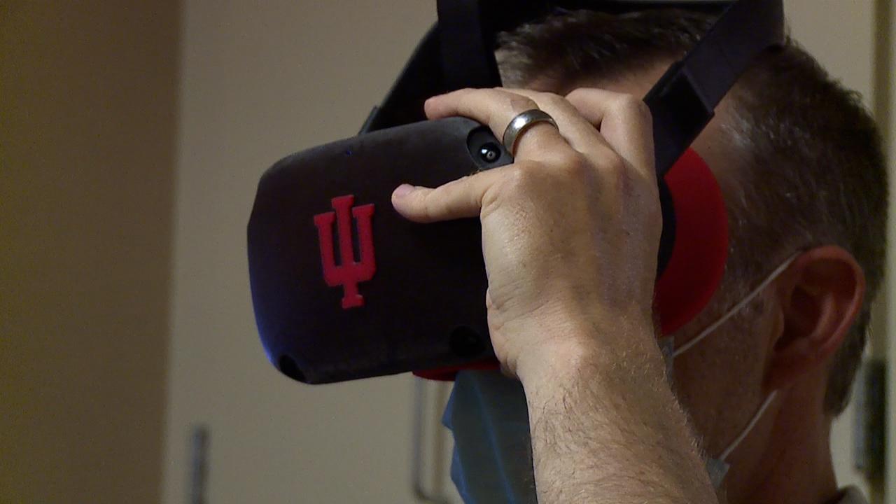 iu health virtual reality