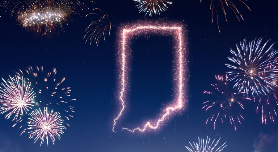 Places to watch fireworks in Indianapolis, central Indiana