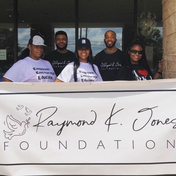 Indianapolis Raymond K. Jones Foundation