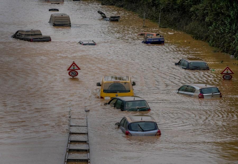 Europe flood death toll tops 160