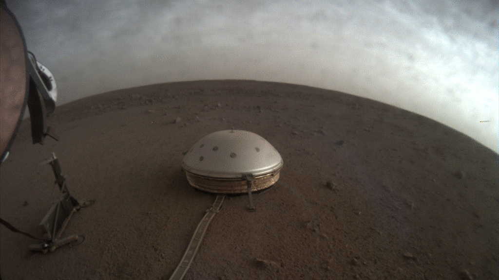 Marsquakes provide detailed look at red planet's interior