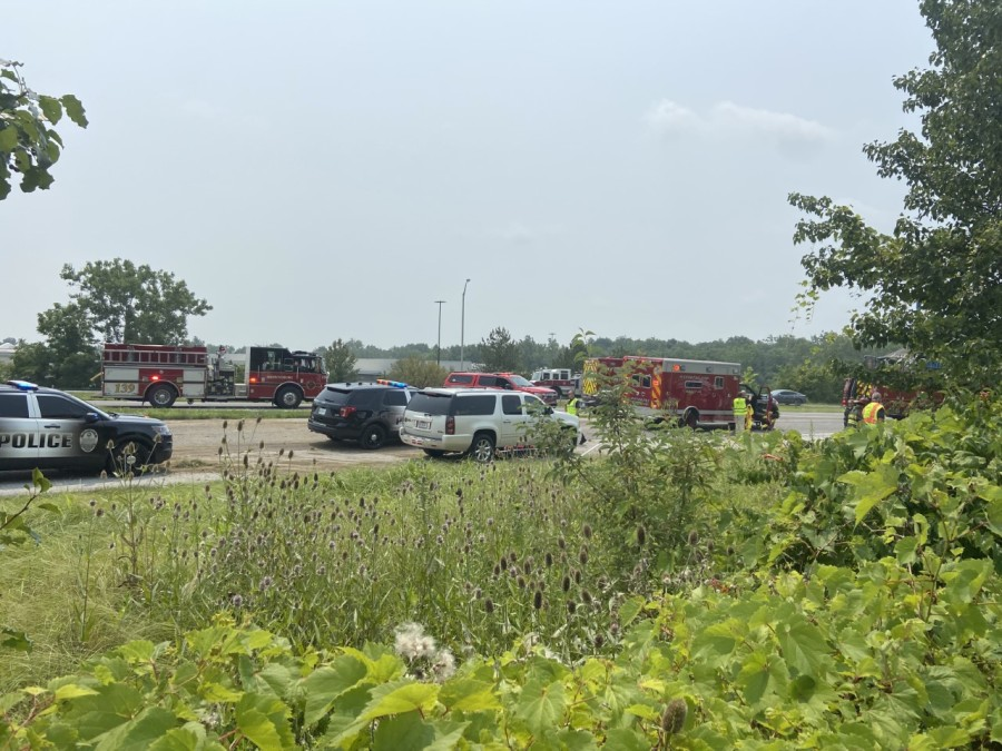 Brownsburg crash