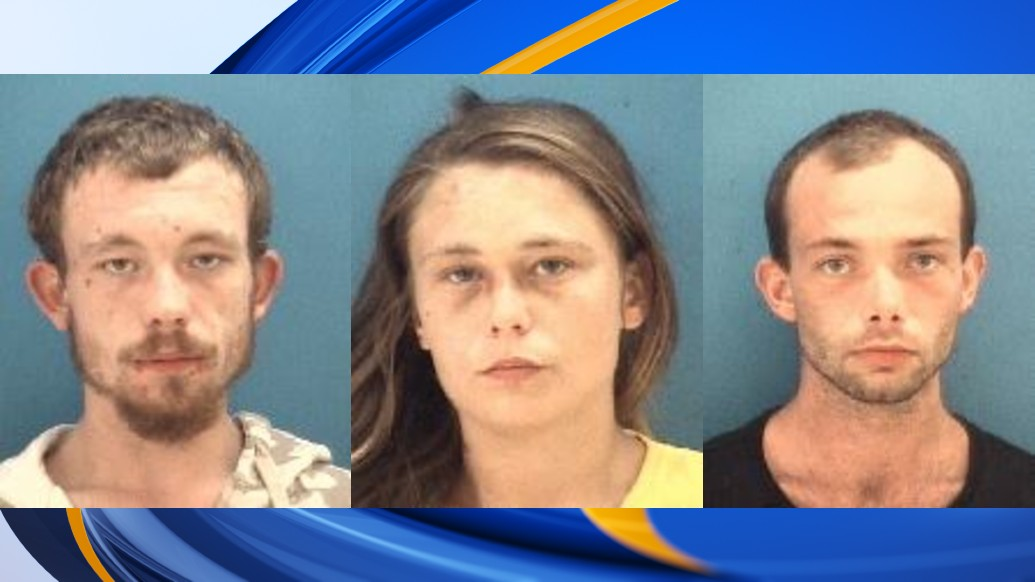 Columbus police arrest 3 after armed robbery involving pellet gun, bicycle