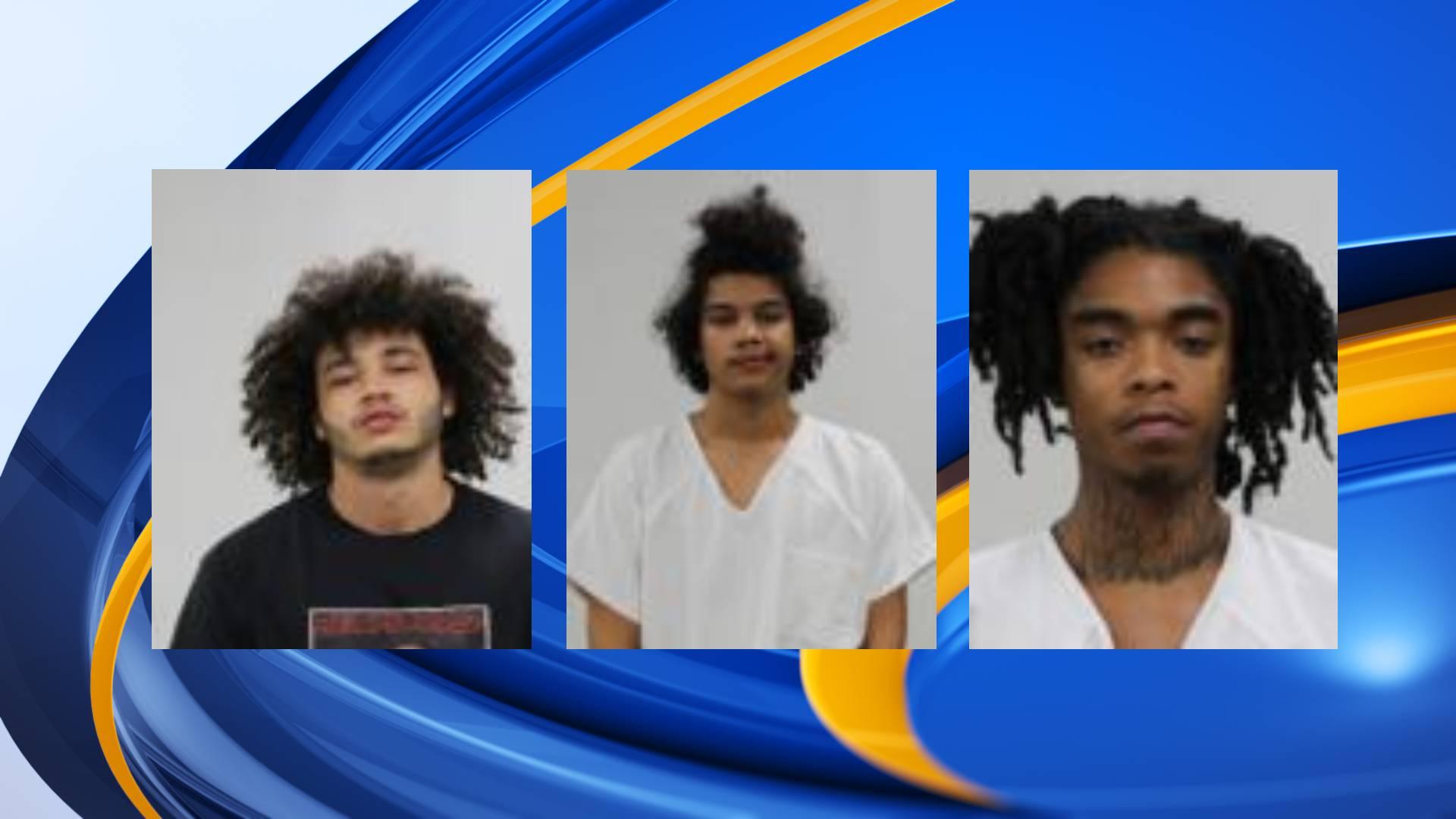 Richmond arrests