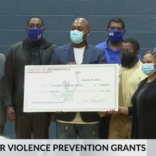 Grant deadline approaching for groups addressing violence, mental health in Indianapolis