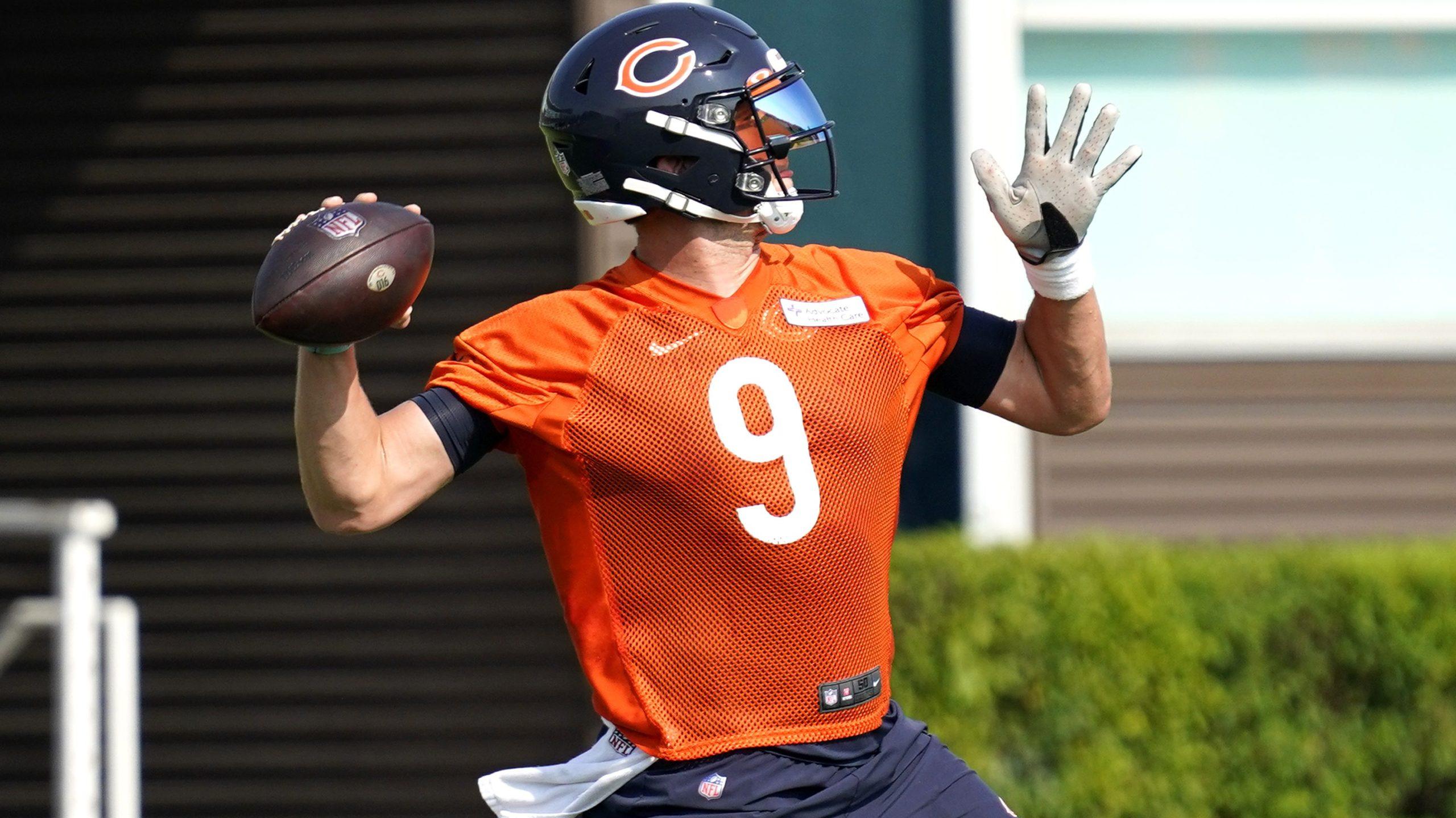 Bears Nick Foles