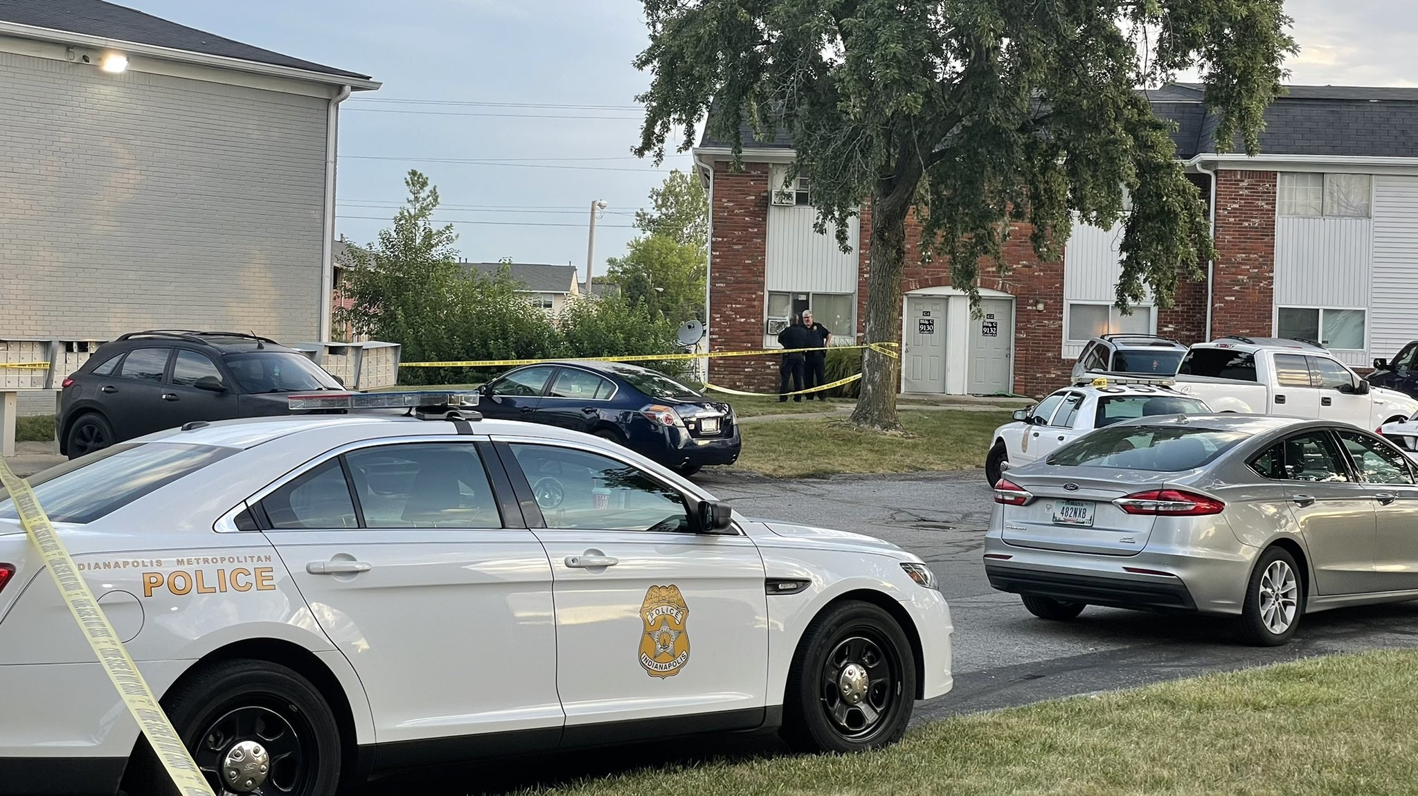 Shooting on Cavalier Court