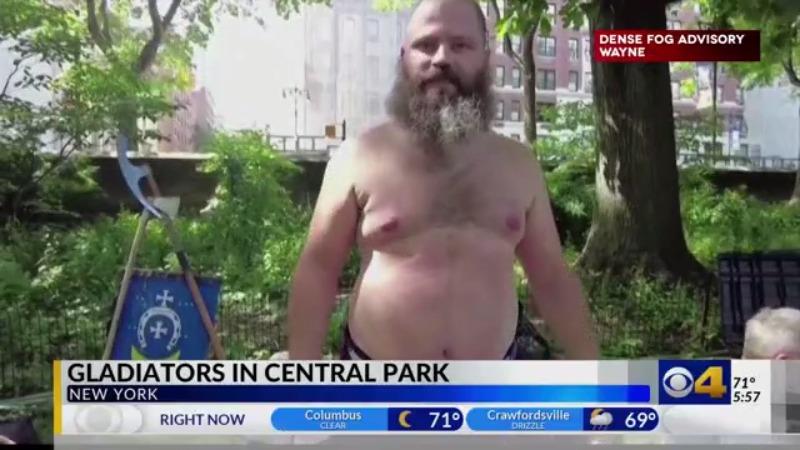 Funny video morning news