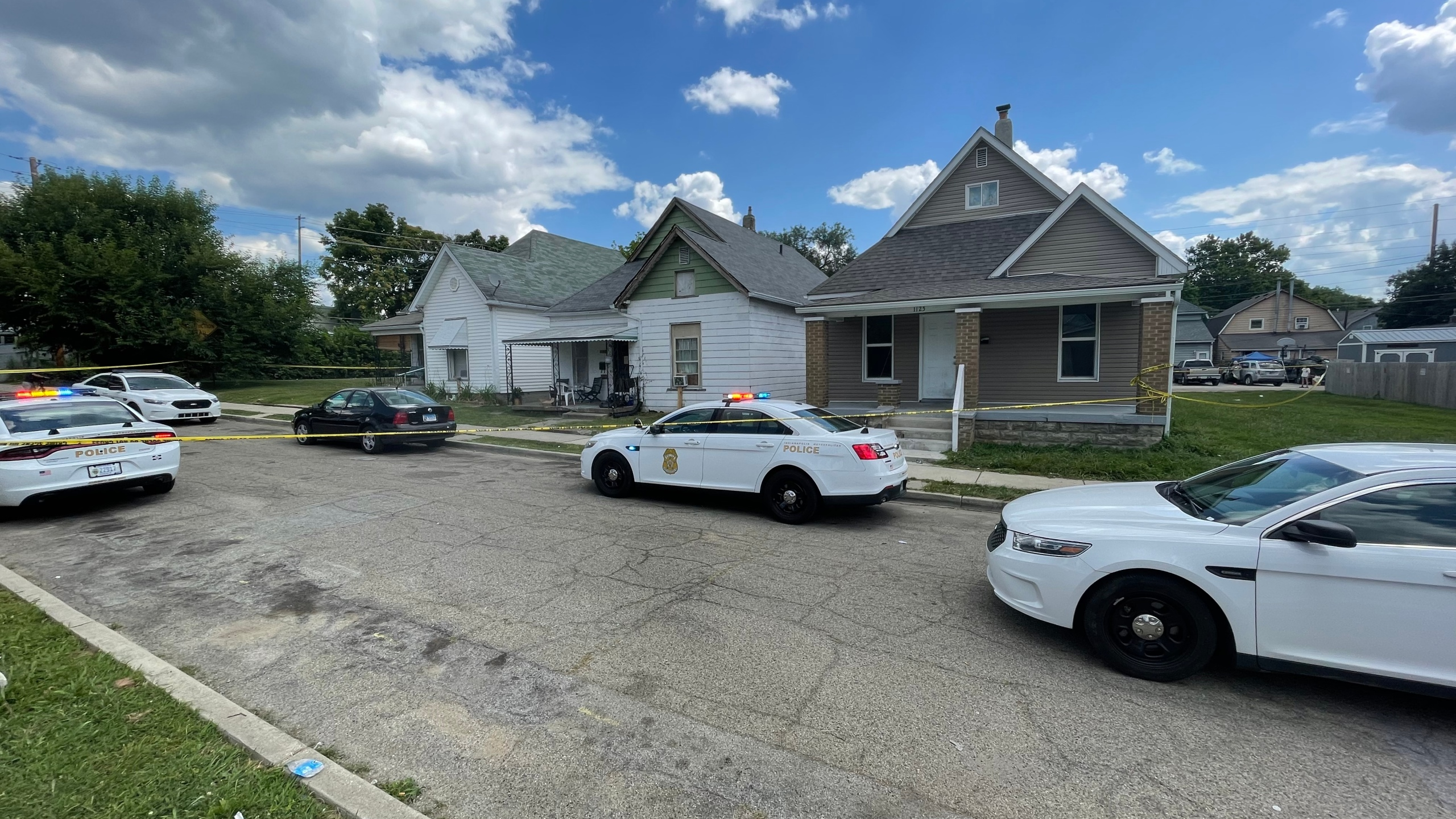1 critical in Fountain Square shooting