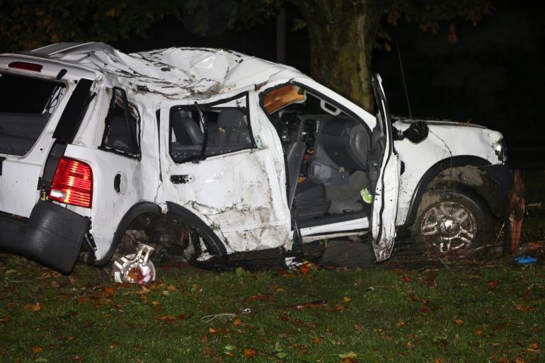 Boone County crash