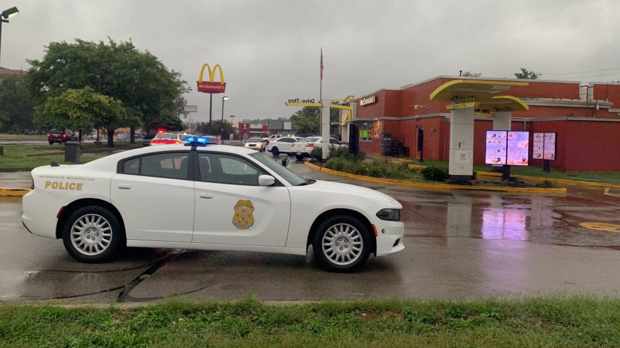 Indianapolis McDonalds shooting