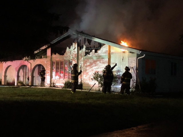 Wonderland Court fire in Indianapolis