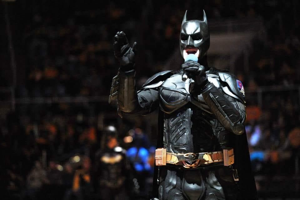 Batman Comes to Muncie