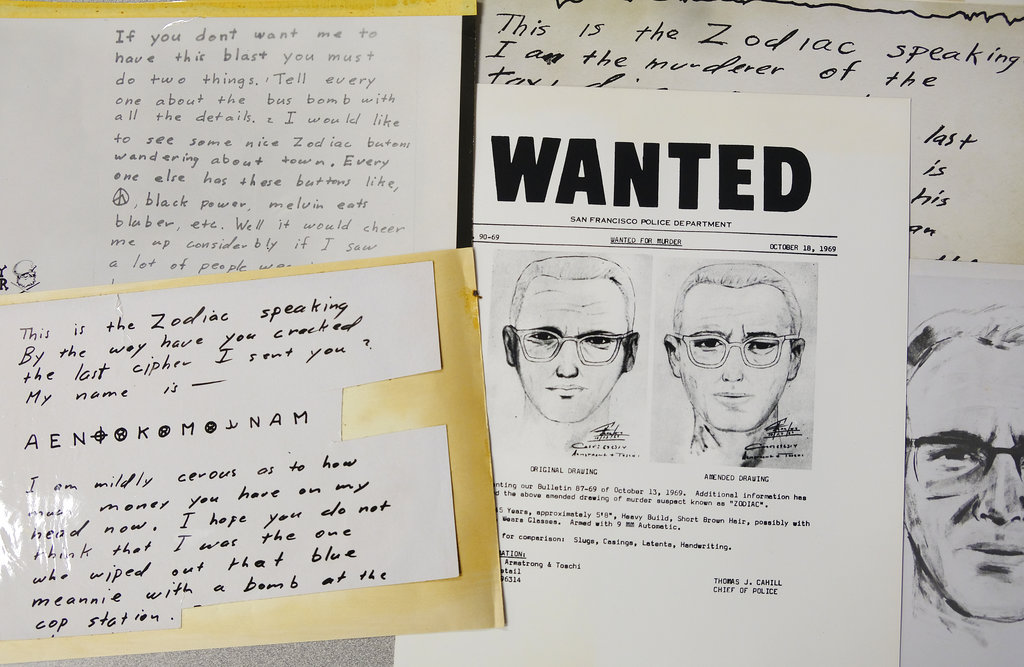 Who was the Zodiac Killer? California man