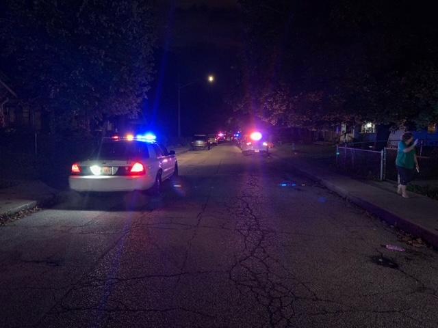 Eugene Street shooting