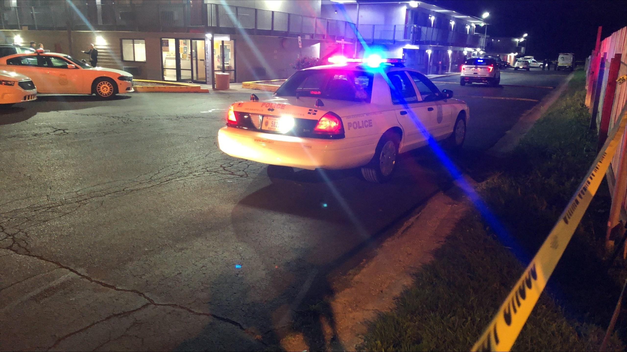 Shadeland Ave fatal shooting