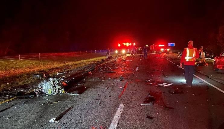 Crothersville deadly crash