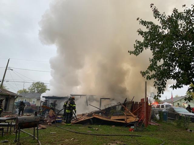 Rybolt Avenue explosion