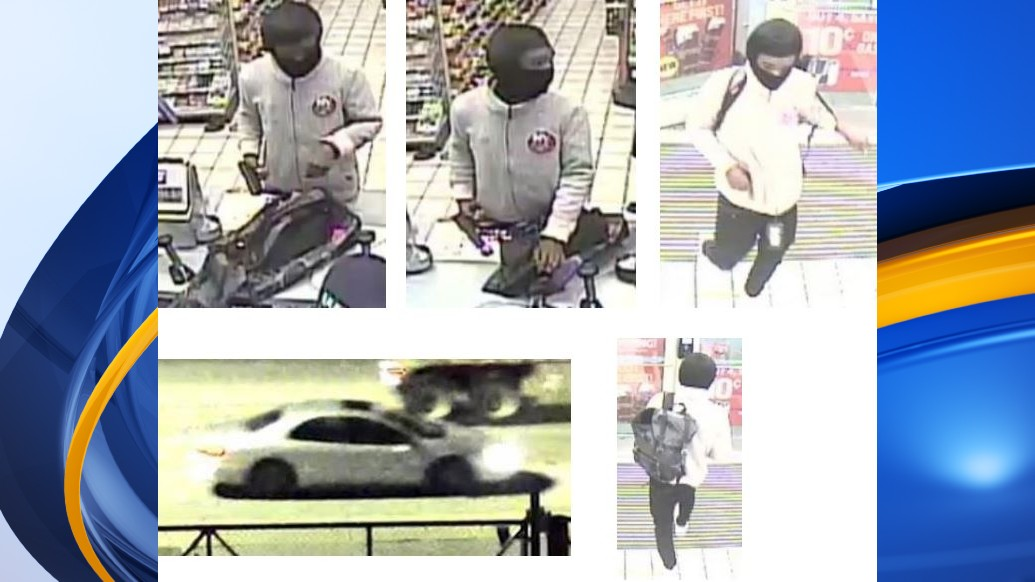 Authorities ask for help identifying person who robbed 2 gas stations in Speedway
