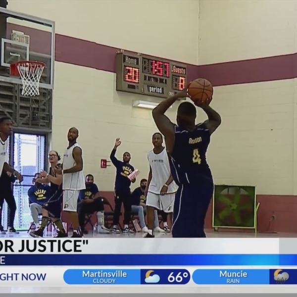Indiana Pacers at Putnamville Correctional Facility