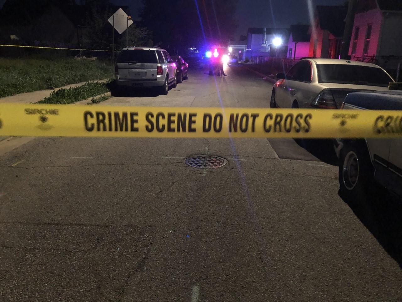 Near East Side Shooting